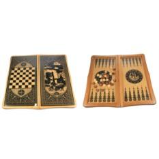 Настольная игра Нарды и шахматы