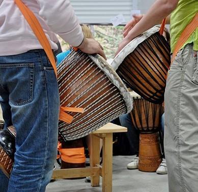 Сертификат на мастер-класс игры на барабанах джембе (1 чел.)