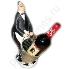 Подставка для бутылок из полистоуна Француз