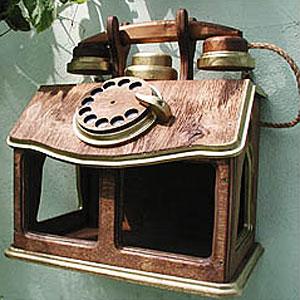 Кормушка «Телефон»
