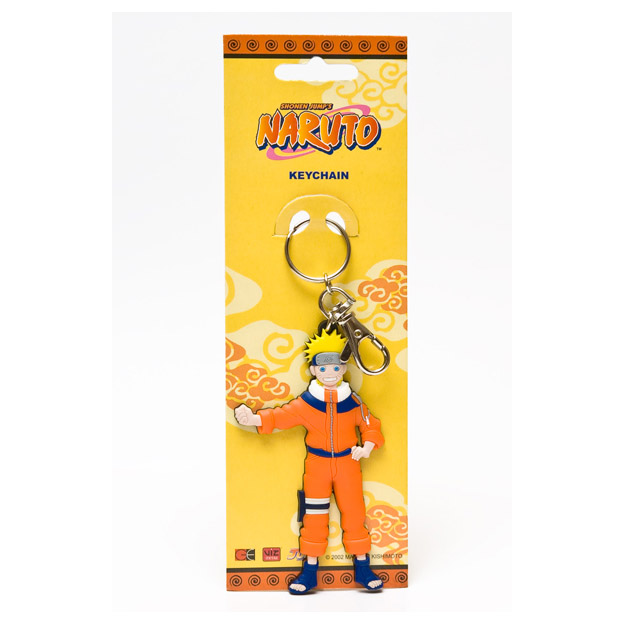Брелок Naruto Keychain