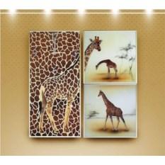 Картина Swarovski Жираф