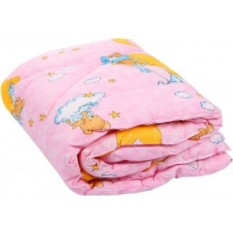 Теплое детское одеяло