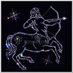 Картина из кристаллов Стрелец