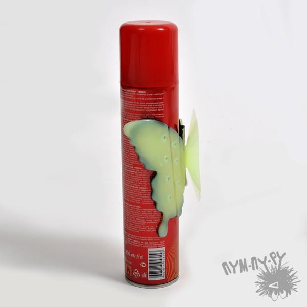 Магнитный захват держатель Бабочка (светящаяся)
