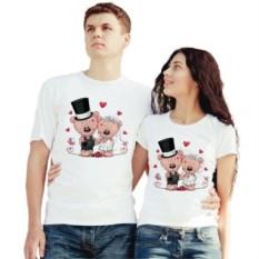 Парные футболки Влюбленные