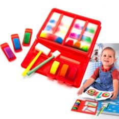 Набор для детского творчества «Радуга»