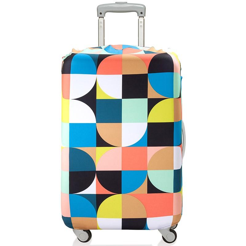 Чехол для чемодана Circles, большой