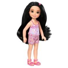 Кукла Mattel Barbie Челси с черными волосами