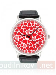 Наручные часы Hearts