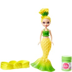 Кукла Mattel Barbie Маленькая русалочка с пузырьками