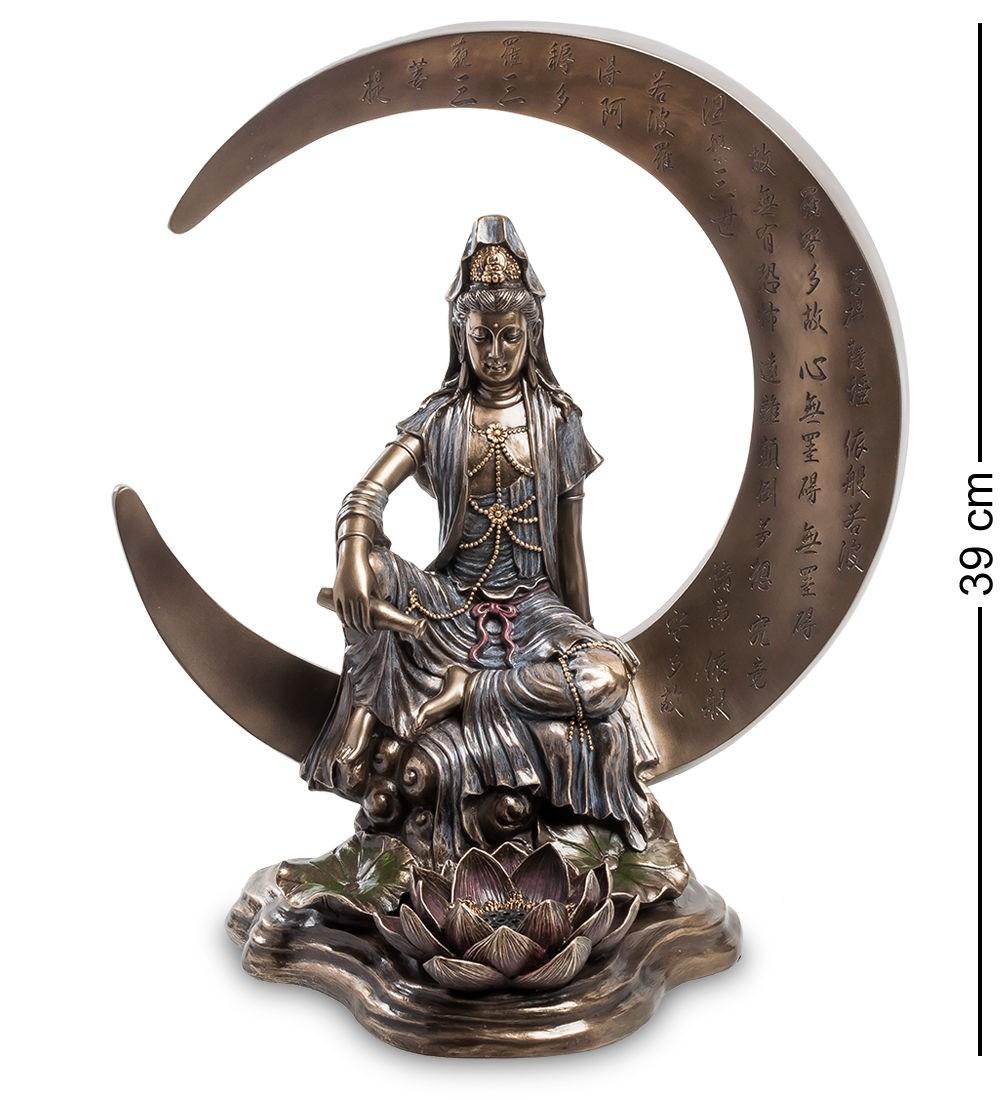 Статуэтка Гуаньинь - богиня милосердия , высота 39 см
