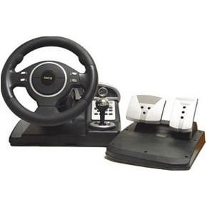 Руль и педали для компьютера Диалог GW-13VR