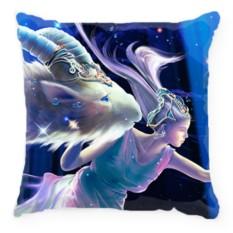 Подушка Знак зодиака-Козерог