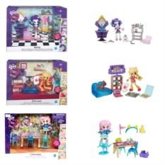 Игровой набор для мини-кукол My Little Pony