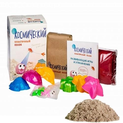 Набор кинетического песка, 1 кг