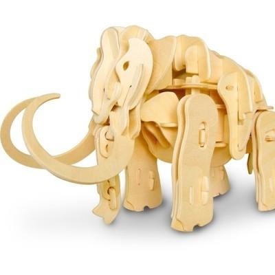 «Мамонт». 3D конструктор (89 деталей)