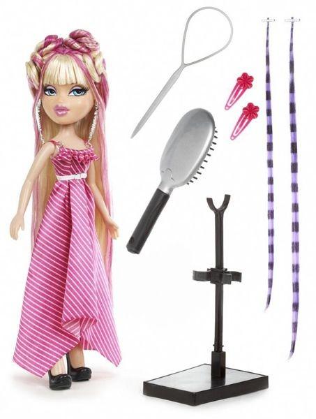 Кукла Волшебные волосы, Хлоя, Bratz