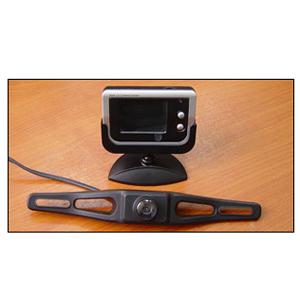Беспроводная видеокамера заднего вида