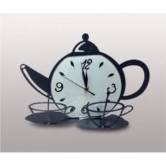 Настольные часы Чайник с чашками