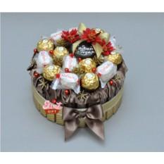 Букет из конфет Тортик