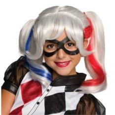 Карнавальный парик Харли Квин, Супергерои