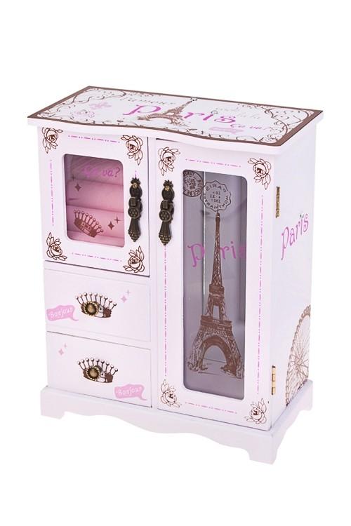 Шкатулка для ювелирных украшений Париж
