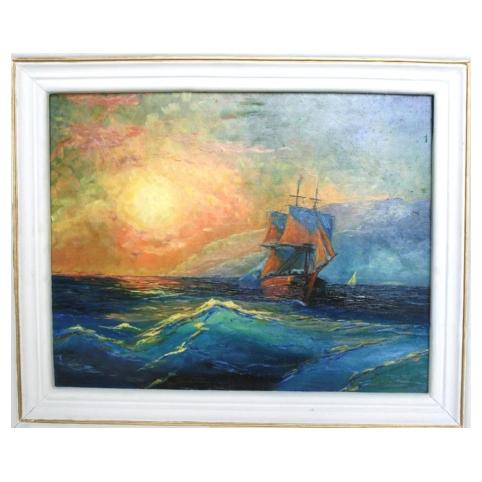 Картина «У Крымских берегов»