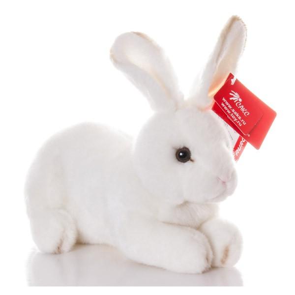 Мягкая игрушка Aurora Белый кролик