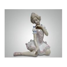Фарфоровая статуэтка ''Балерина''