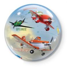 Фольгированный шар Disney Самолеты