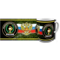 Кружка Медицинская служба России