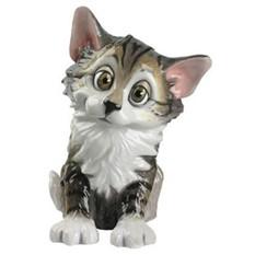 Фарфоровая фигурка котёнка Bella