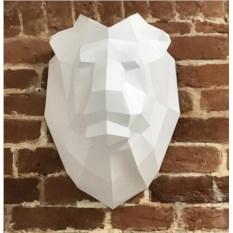 Набор для сборки декоративной модели Лев
