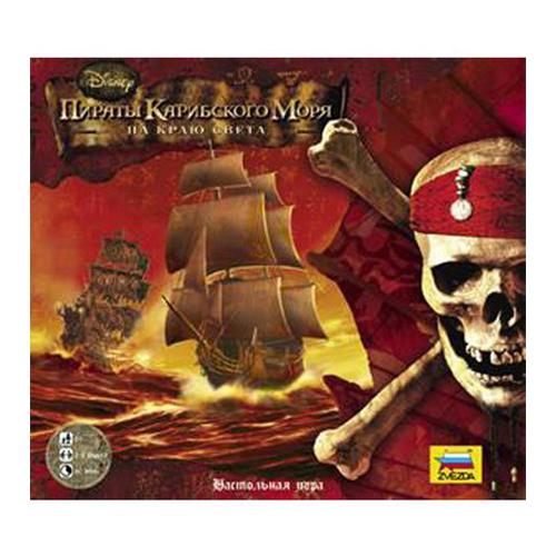 Игра «Пираты Карибского моря»
