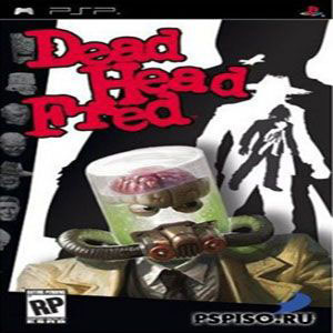 Игра для Sony PSP: Dead Head Fred