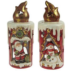 Подсвечник «Новогодняя свеча»
