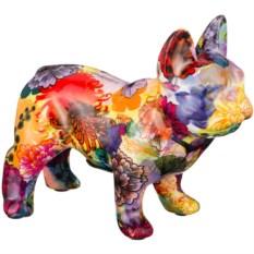 Копилка Разноцветная собака
