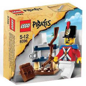 Набор Lego «Арсенал солдата»