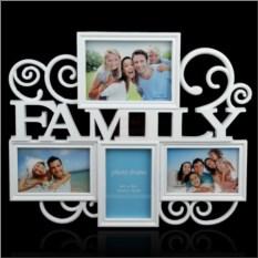 Фоторамка Family на 4 фото