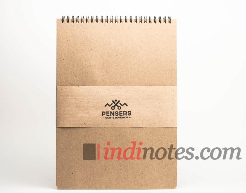 Скетчбук-блокнот Pensers 2 формата A4