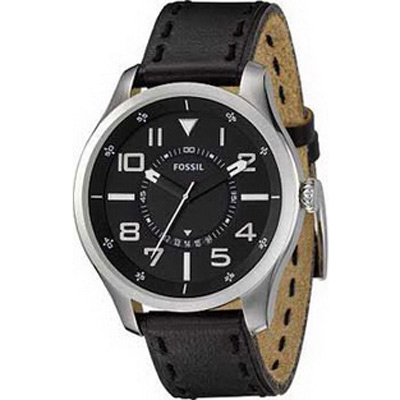 Мужские наручные часы Fossil Blue Multifunctional