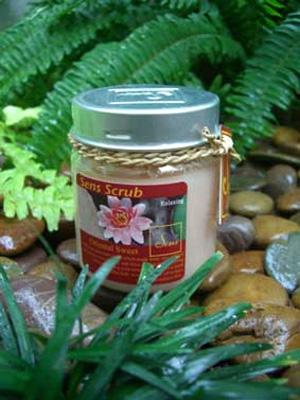 Соляной скраб для тела  Восточные сладости