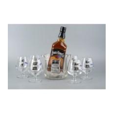 Набор для виски с ведром «Эсквайр»