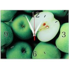 Часы Яблоки