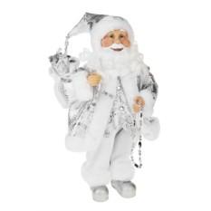 Новогоднее украшение Дед Мороз с игрушками