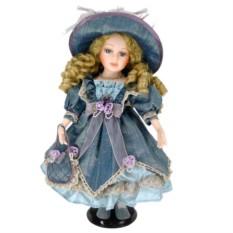 Фарфоровая кукла Лариса