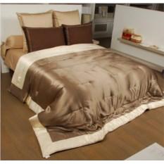 Покрывало Catherine Denoual Maison коричневого цвета