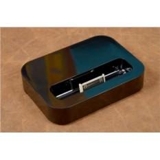 Черная док-станция для iPhone 4S