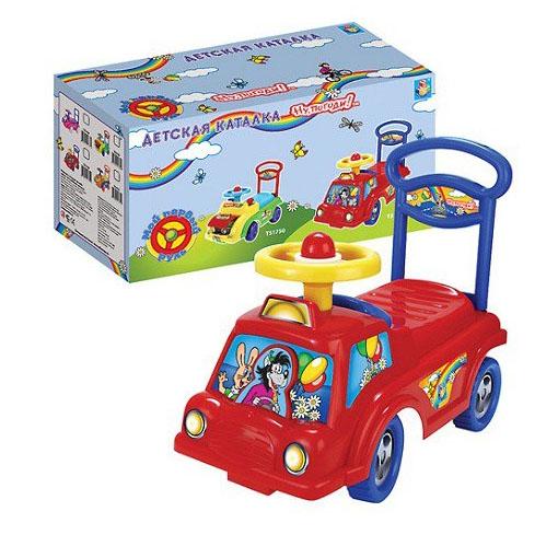 Детская каталка-грузовик «Ну, погоди!» 1 TOY